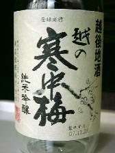 koshinokantyuubai cup.JPG